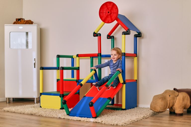 Quadro Evolution Baby Castle with Ramp